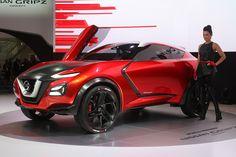 Nissan заглянул в будущее с помощью гибрида Gripz - фото - LiveCars.Ru
