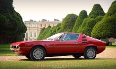Alfa Romeo Montreal - 2014 Hampton Court Concours of Elegance | Flickr - Photo Sharing!