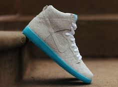 Кеды Baohaus x Nike SB Dunk High Chairman Bao