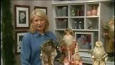 Bobbi Taylor Creates Papier Mache Santa Claus Videos | Holiday How to's and ideas | Martha Stewart