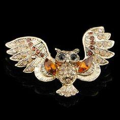 Chi Omega - Owl in Flight