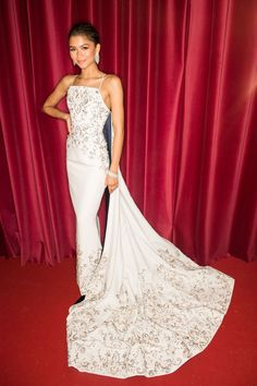 July 3, 2017 - HarpersBAZAAR.com Zendaya Outfits, Zendaya Style, Celebrity Outfits, Celebrity Style, Zendaya Dress, Zendaya Fashion, Zendaya Coleman, Miranda Kerr, Taylor Swift