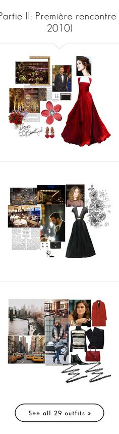 """""""Partie II: Première rencontre ( 2010)"""" by pacqueline-ngoya ❤ liked on Polyvore featuring chris evans, people, guys, marvel, men, GALA, Elie Saab, LIST, Aquazzura and Charlotte Olympia"""