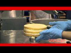 Линии производства тортов