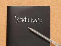 Make Your Own Death Note Notebook Step 4.jpg
