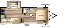 Evo Travel Trailers by Forest River RV