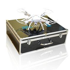 HOBBYTIGER Carrying Case for Syma X5 X5C X5SW X5SC X5HW X5HC RC Quadcopter and Accessories >>> To view further for this item, visit the image link.