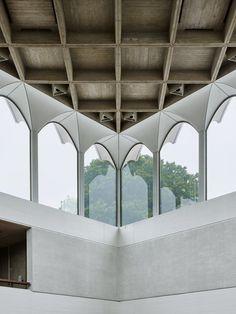 Denys Lasdun, Nick Rochowski · Fitzwilliam College