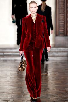 Ralph Lauren Fall 2012 Ready-to-Wear Collection Photos - Vogue