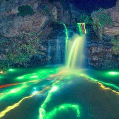 LED Waterfall