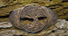thedrunkenorseman:    Tree Of Life Bronze by ~Cloud-Dragonz