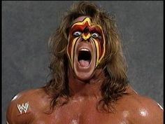 The Ultimate Warrior.  I don't care who you are, when he came out, you stood up and started screaming!