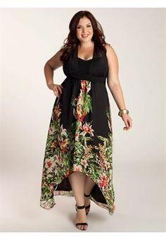 Plus Size Agnella Maxi Dress