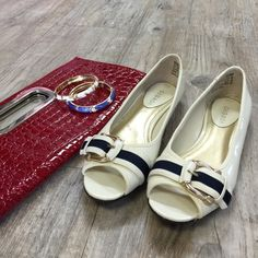 GEORGE Flats Size 6 1/2 George Shoes