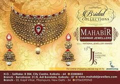 Mahabir Danwar jwrs showing Diamond &Gold Award wining jewlry Kolkata@JAS'15 Jaipur Stall@ HALL-2,626-640@19-22Dec