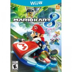 Mario Kart 8 for the Nintendo Wii U