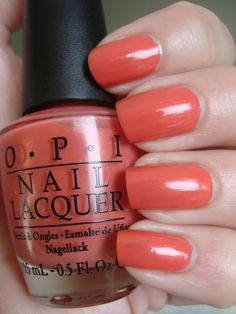 OPI - Are we there yet? - I need this for Spring/12!