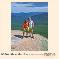 """Pat Piper and Nancy Sporborg.  """"Pat and I commit to the quest of climbing the sixty-seven mountains in New England over four thousand feet high before we know what we were getting into."""""""