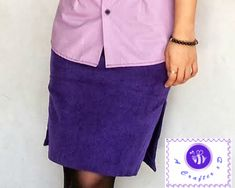 classic straight skirt