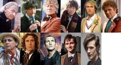 Doctor Who.  All of them.