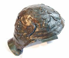 Roman cavalry helmet from Durostorum Bulgaria