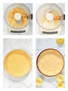 Coconut Flour Pie Crust {Shortbread Paleo Pie Crust} Coconut flour pie crust - an easy 4 ingredients low carb, keto and paleo shrotbread crust perfect for pumpkin pie or quiche. Pumpkin Pie Crust Recipe, Paleo Pie Crust, Low Carb Pie Crust, Gluten Free Pie Crust, Pie Crusts, Empanadas, Sugar Free Lemon Curd, Coconut Flour Pie Crust, Mousse