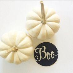 """BOO"" coasters #lhcalligraphy"