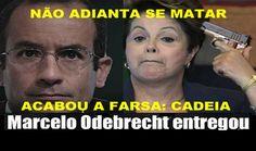 ::) A notícia da tentativa de suicídio da ex-presidente Dilma Rousseff, a plenipotenciária decidiu falar sobre o assunto, desmentindo o ocorrido, para aleg