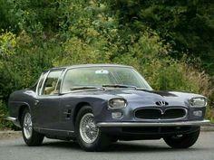 1962 Maserati 5000 GT by Frua #maserativintagecars