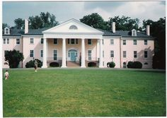 President James Madison's home - we were the last tourists who took the tour before they shut it down to restore the house to what it was during his presidency.  Would like to go back and see the changes for myself!