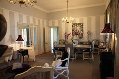Kloovenburg Pastorie offers luxurious overnight accommodation on a beautiful wine farm, situated in Riebeek Kasteel. Guest House, Decor, Furniture, Table, Home, Farmhouse, Luxury, Mirror, Home Decor