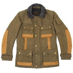 Barbour x Tokihito Yoshida Scott Jacket (Bracken)