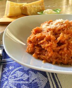Risotto+ai+formaggi,+ricetta+saporita+e+semplice Grains, Seeds, Korn