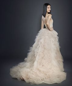 Bridal Gowns and Wedding Dresses by JLM Couture - Style 3700