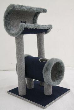 Blog | Página 3 de 4 | Cozy Gatos Ateliê | arranhadores, árvores de gato, caminhas etc. Cat Climber, Tree Bed, Gato Gif, Mini Farm, Pet Furniture, Farm Yard, Cat Tree, Pet Store, Store Design