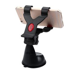 "For Iphone 6s 4.7"" TOOPOOT Universal 360° Long Arm Car Windshield Suction Mount Holder Stand For Smartphone Apple 6s *** Be sure to check out this awesome product. We are a participant in the Amazon Services LLC Associates Program, an affiliate advertising program designed to provide a means for us to earn fees by linking to Amazon.com and affiliated sites."