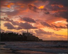 Jaffa Sunset 3 | RedMudPup | Flickr Israel, Celestial, Sunset, Outdoor, Outdoors, Sunsets, Outdoor Games