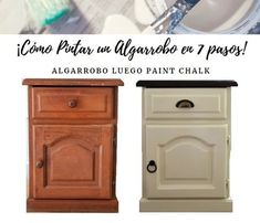 Upcycled Furniture, Painted Furniture, Rustic Farmhouse Decor, Ikea Hack, My Room, Chalk Paint, Home Accessories, Diy And Crafts, Projects To Try
