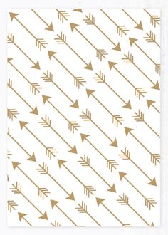 Cute arrow notepad