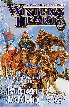 ✿ Winter's Heart ~ Wheel of Time Book 9 ~ by Robert Jordan ✿