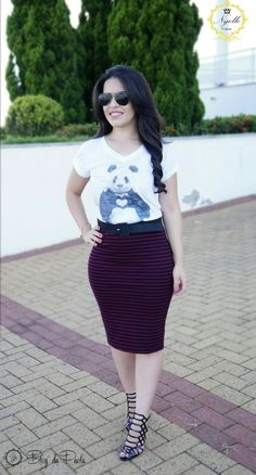 LOOK DO DIA: T-SHIRT NYELLE T-SHIRT | Blog da Paola
