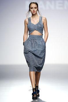 Manémané - EGO Madrid Fashion Week #mbfwm
