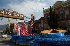 Peach Days- Brigham City UT