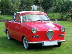 The Goggomobil Coupe