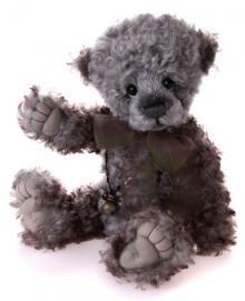 Charlie Bears 2011 - Isabelle Collection - L/E Mohair Earl Teddy Bear.