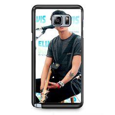Calum Hood Cute TATUM-2239 Samsung Phonecase Cover Samsung Galaxy Note 2 Note 3 Note 4 Note 5 Note Edge