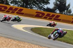Nice pic  FrenchGP Le Mans
