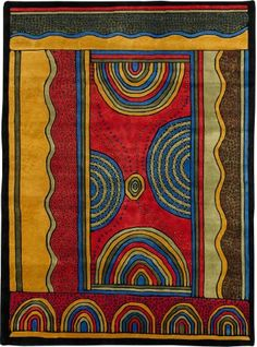 Rugs Online Product Image - Rainbow Snake Dreaming