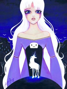 """The Last Unicorn"" ~Leilani Joy"