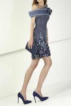 TONY WARD on Sale: Blue Embellished Mini Cocktail Dress Buy from Best selection of authentic designer dresses online. Beaded Dresses, Tony Ward, Buy Dress, Dresses Online, Designer Dresses, Strapless Dress, Cocktail, Mini, Blue